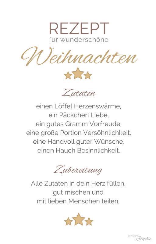 Whatsapp Weihnachtsgrüße Rezept