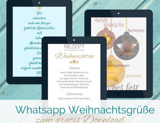 Whatsapp Weihnachtsgrüße zum kostenlosen Download