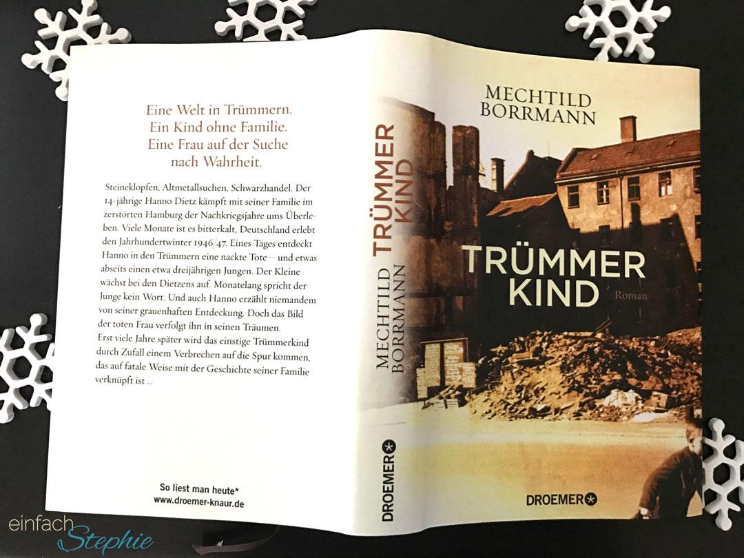 """3 richtig gute Romane zum Schmökern. """"Trümmerkind"""""""