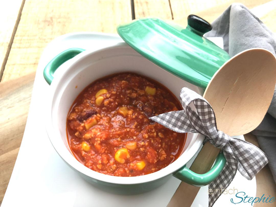 Chili Sin Carne Vegetarisches Chili Thermomix Rezept Einfach