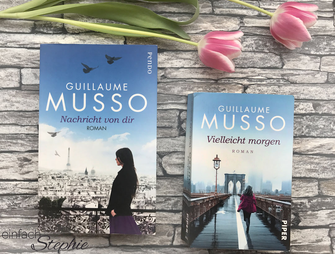 Lesetipp: Romane von Guillaume Musso