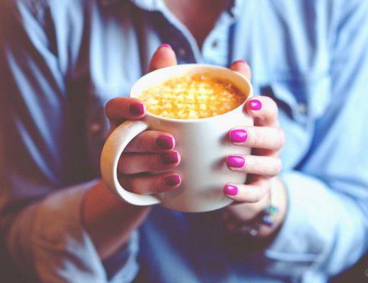 Lass es dir gut gehen. Selbstliebe lernen. Kaffeepause