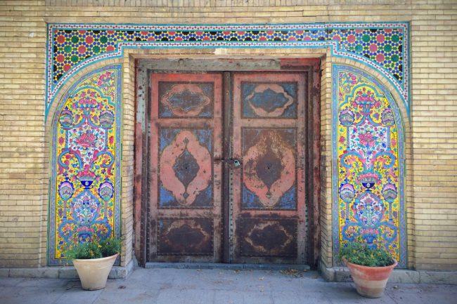 Reiseblog Travellers Insight. Geheimtipps von Clemens Sehi Teheran, Metalltor