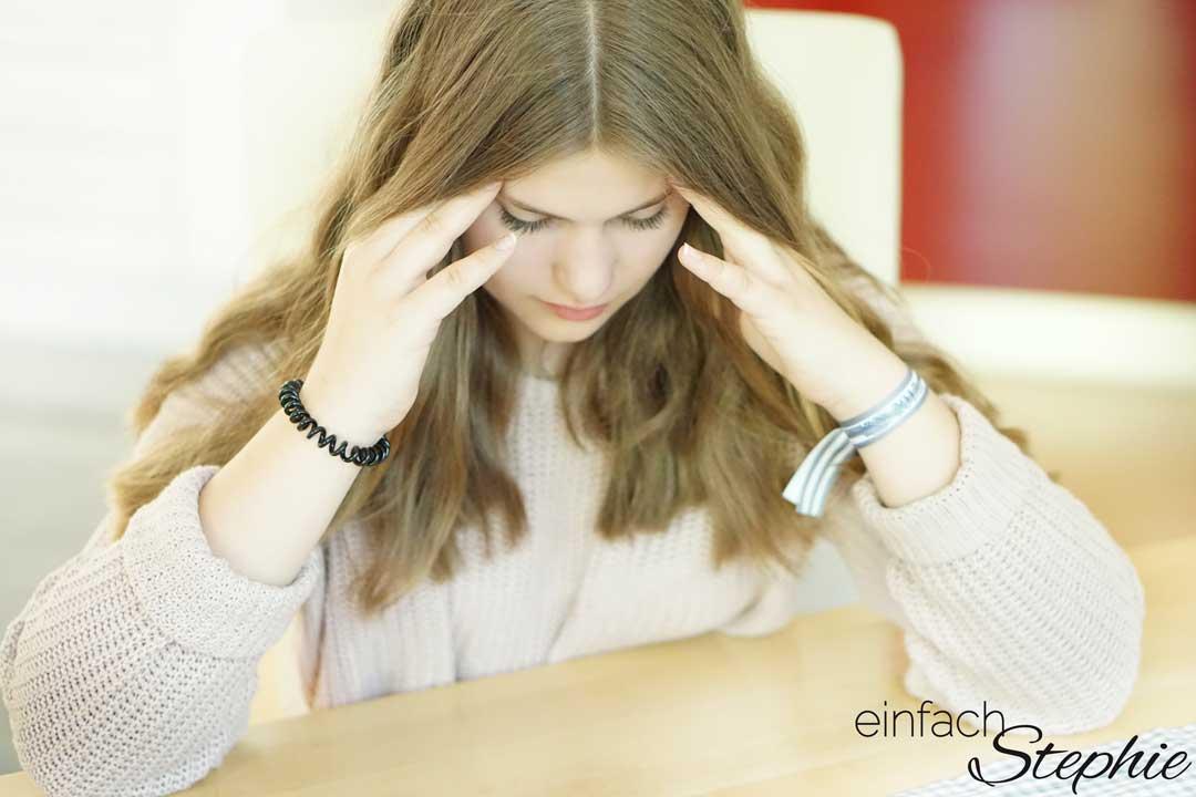 5 Tipps zu Kopfschmerzen bei Jugendlichen ⋆ einfach Stephie