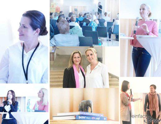 Bloggerkonferenz Denkst 2017 in Nürnberg. Speaker und Gäste