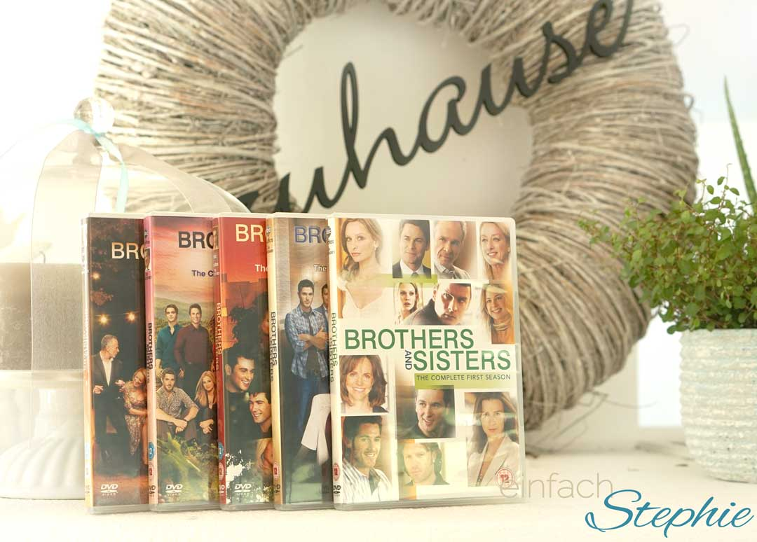 Lieblings TV Serie: Brothers & Sisters. Auf DvD oder Amazon Prime Video