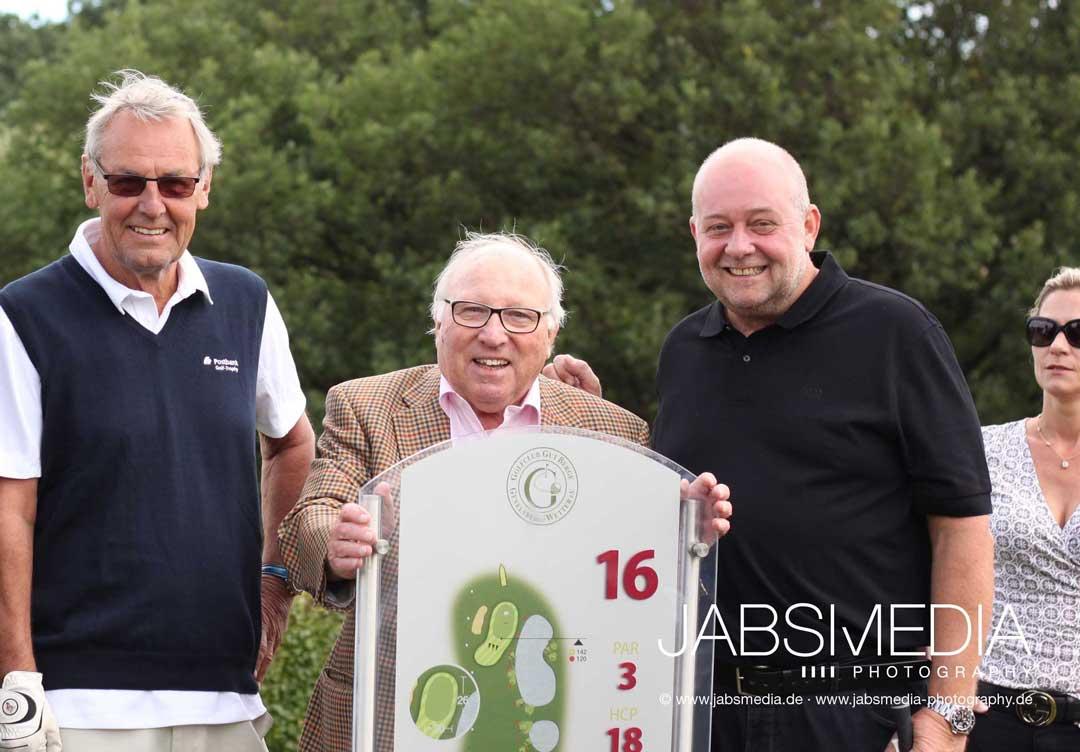 Mein Wochenende mit Jörg Wontorra und Uwe Seeler. Golfturnier Rotary-Kone 2017