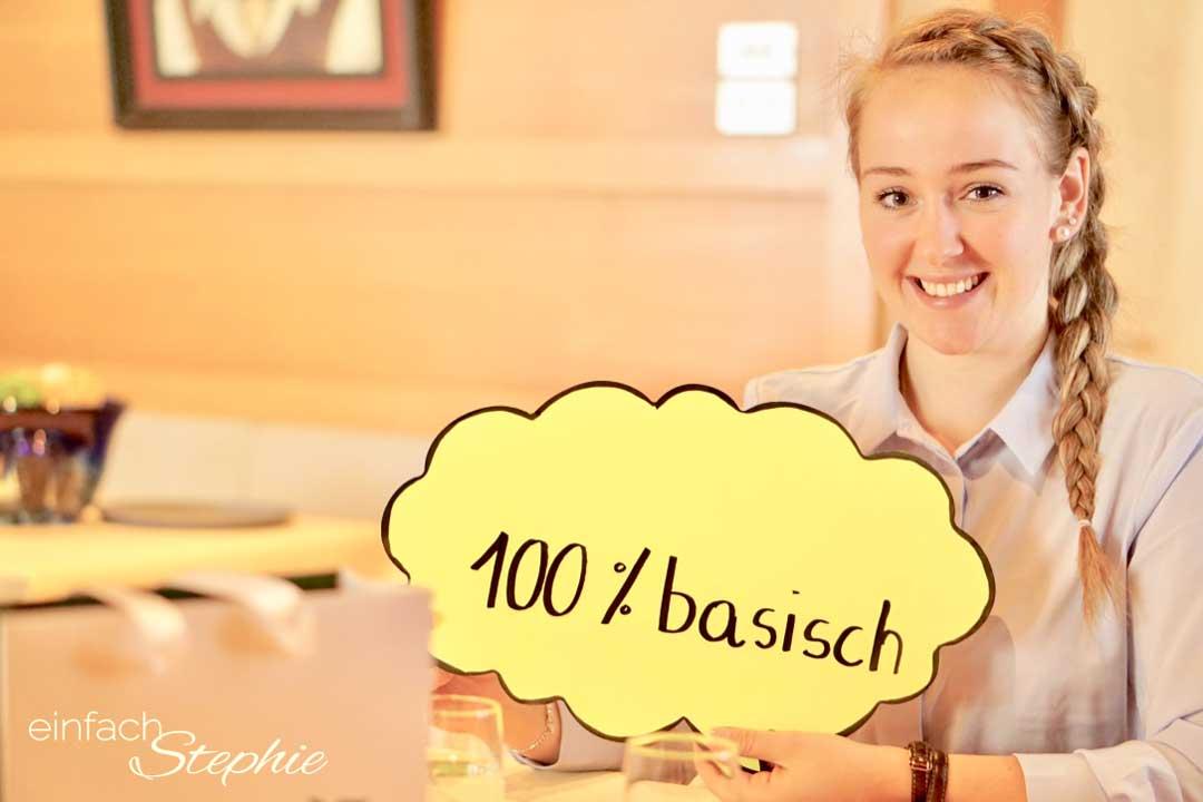 Entschlacken durch Basenfasten im Hotel Marlena. Basenfasten-Managerin Birgit