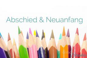Schulwechsel: Abschied und Neuanfang