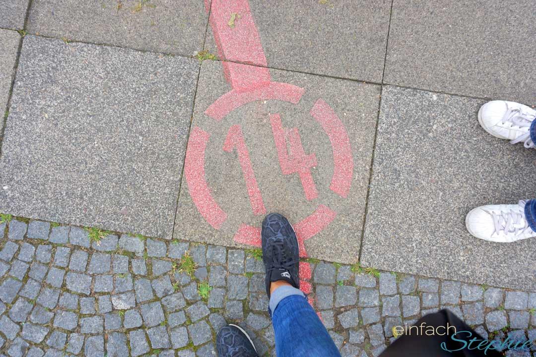 Hannover entdecken. Der rote Faden