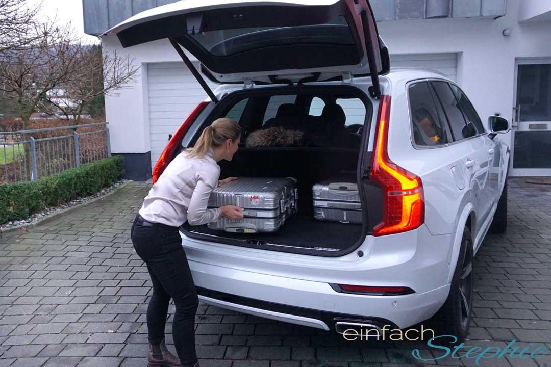Coolster SUV Volvo XC90. Testfahrt quer durch Deutschland. Familienauto mit viel Platz