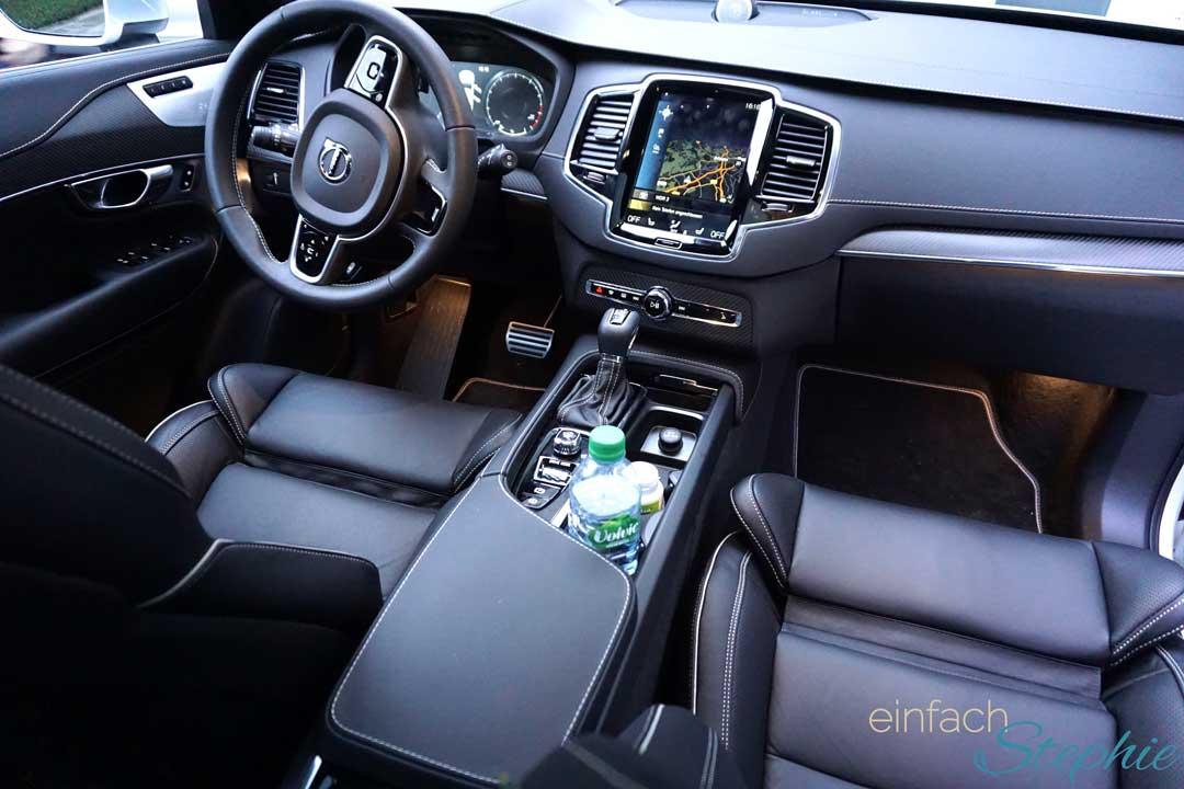 Coolster SUV Volvo XC90. Testfahrt quer durch Deutschland. Mehr Komfort geht nicht