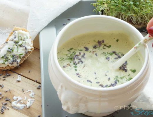 Kressesuppe aus dem Thermomix