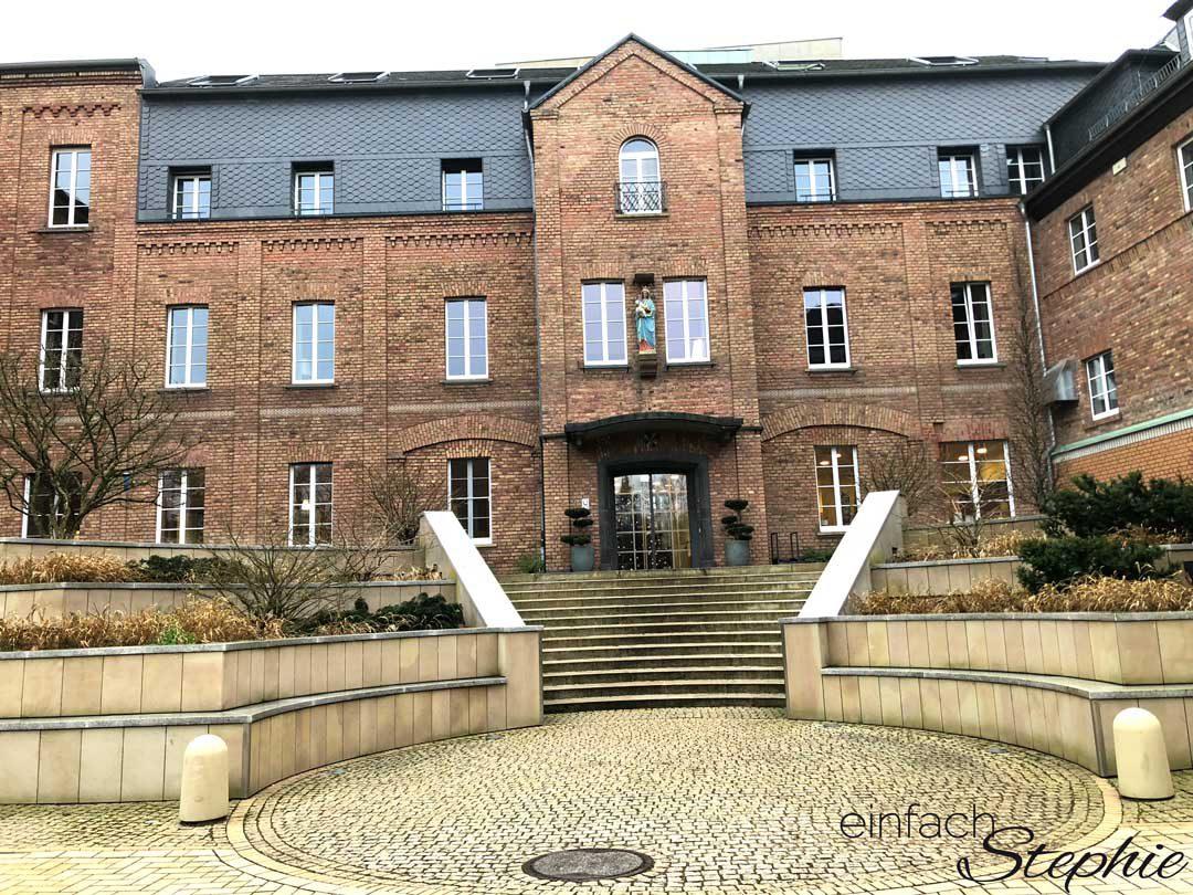 Mein Wochenende im Kloster | Neu ausrichten für 2018. Kloster Arenberg bei Koblenz