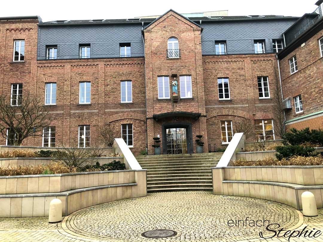 Mein Wochenende im Kloster   Neu ausrichten für 2018. Kloster Arenberg bei Koblenz