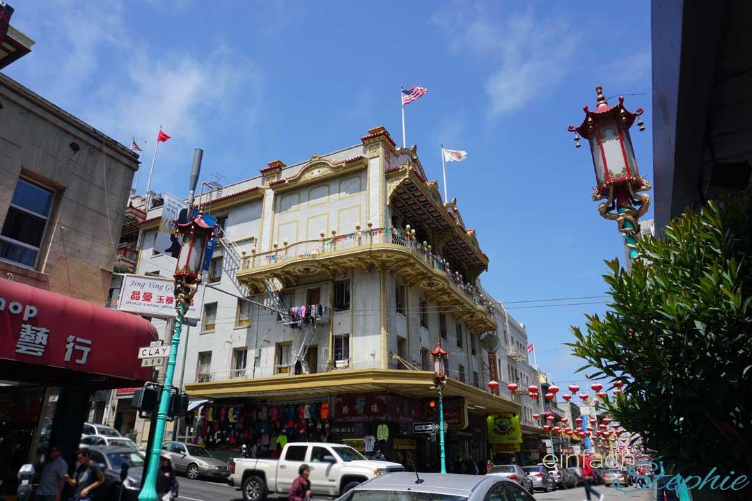 Westküste USA Roadtrip Kailfornien. San Francisco mit Kindern erleben. Chinatown
