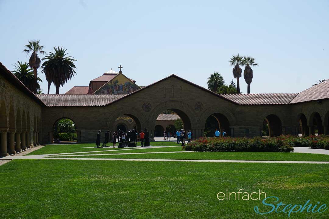 San Francisco mit Kindern. Stanford University