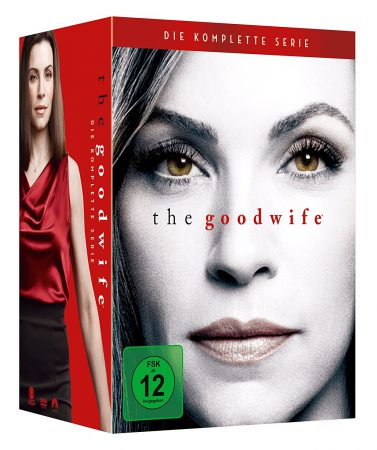 The Good Wife. DVD über Amazon