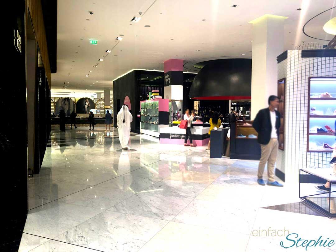 Im Schuh-Himmel der Dubai Mall