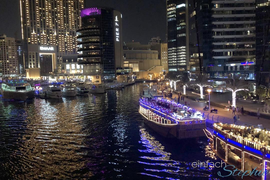 Restaurant Empfehlung in Dubai: Pier 7