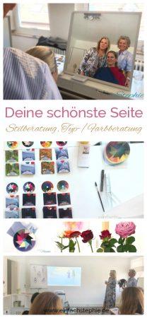 Zeige deine schönste Seite mit Stilberatung, Farbberatung, Typberatung. Erfahrungen von www.einfachstephie.de