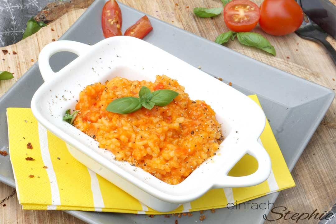 Djuvec Reis Geheimrezept mit Thermomix oder klassisch gekocht