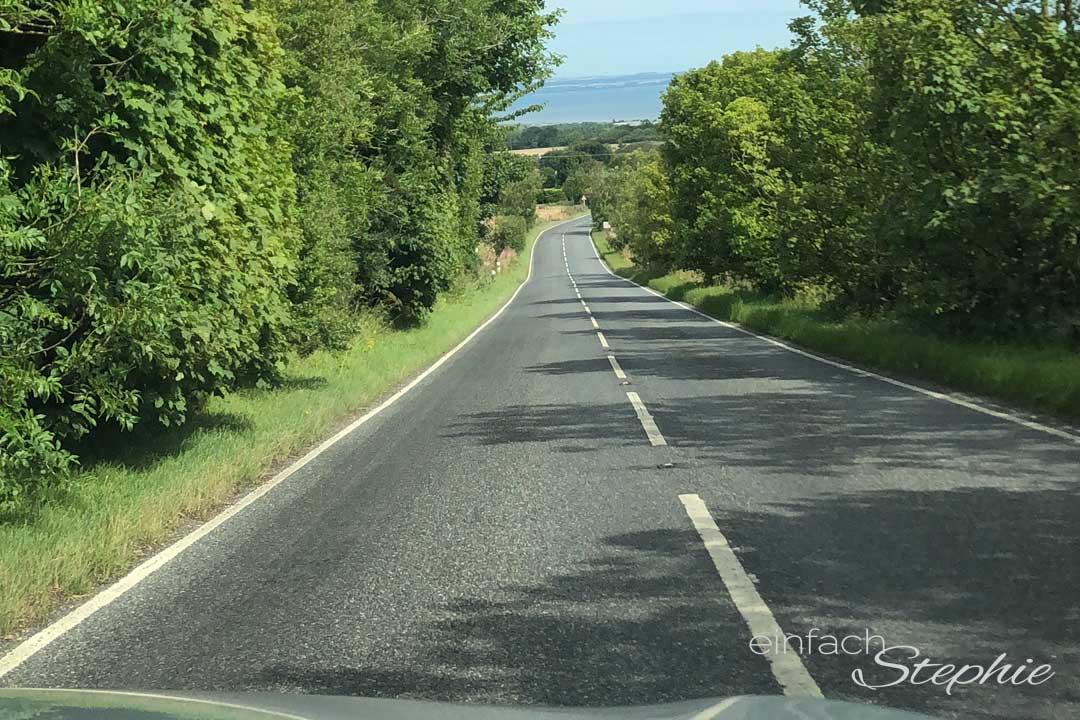 Linksverkehr mit eigenem Auto nach England und Schottland reisen