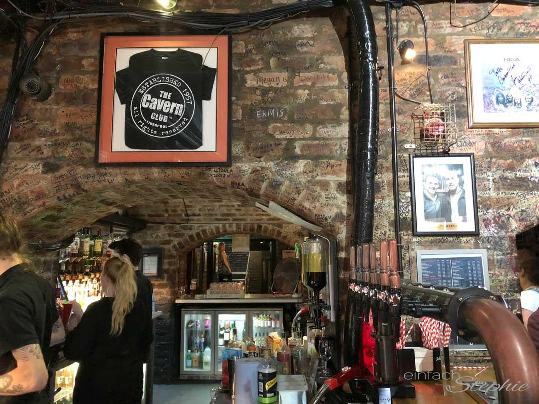 Covern Club Liverpool. Auf den Spuren der Beatles bei einer Rundreise durch England und Schottland