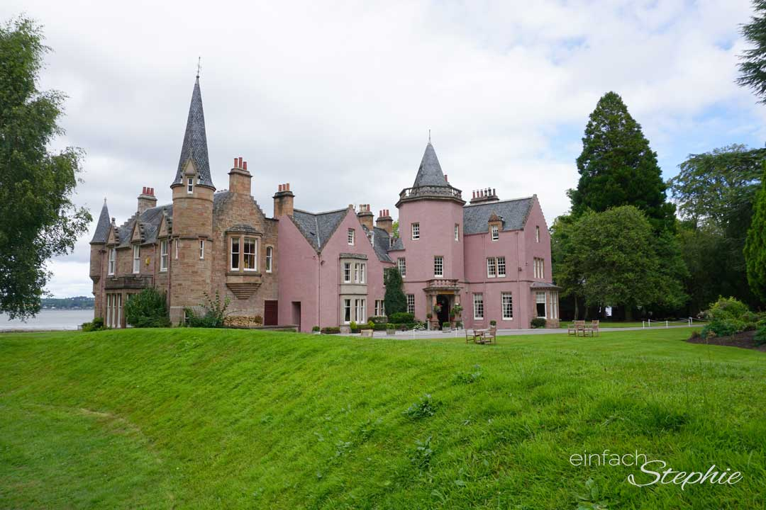 Schön wohnen in den schottischen Highlands: Bunchrew House Hotel