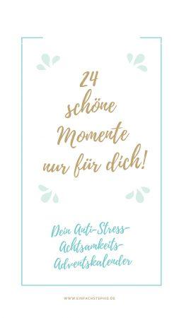Whatsapp Adventskalender 24 Wohlfühlmomente Versenden Oder