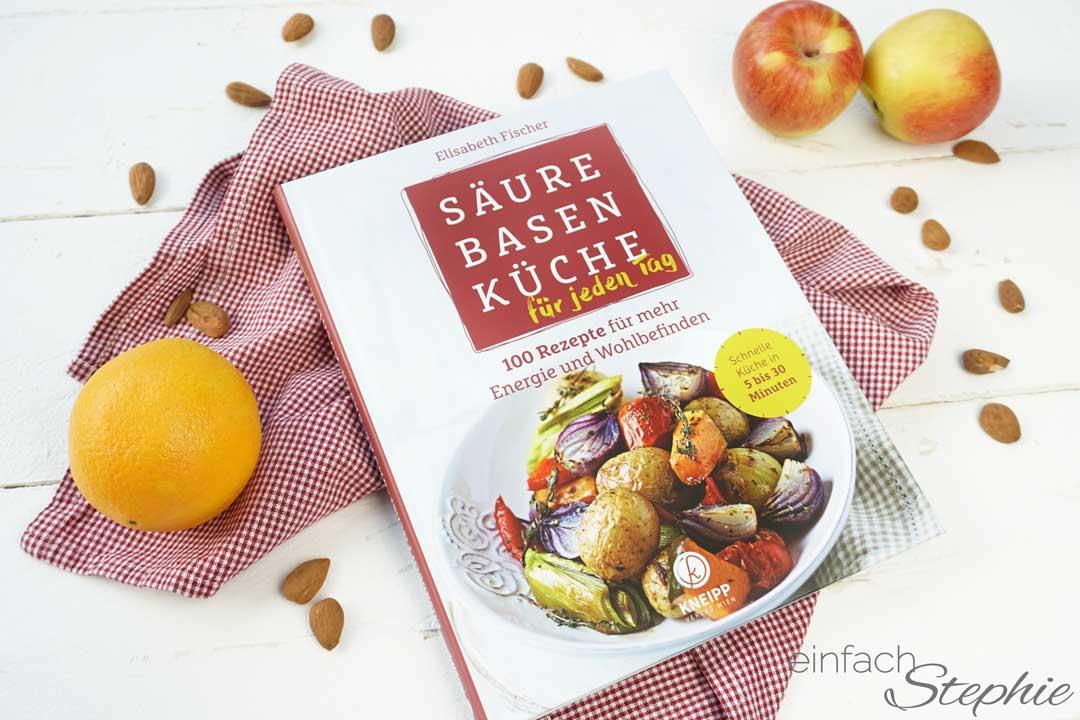 Kochbuch Säure-Basen-Küche | Rezension + Verlosung ...