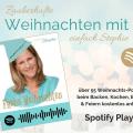 Spotify Playlist mit über 55 Weihnachts-Pophits. Chillout Xmas Pophits