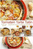 Tomaten Tarte Tatin einfach und schnell backen mit www.einfachstephie.de