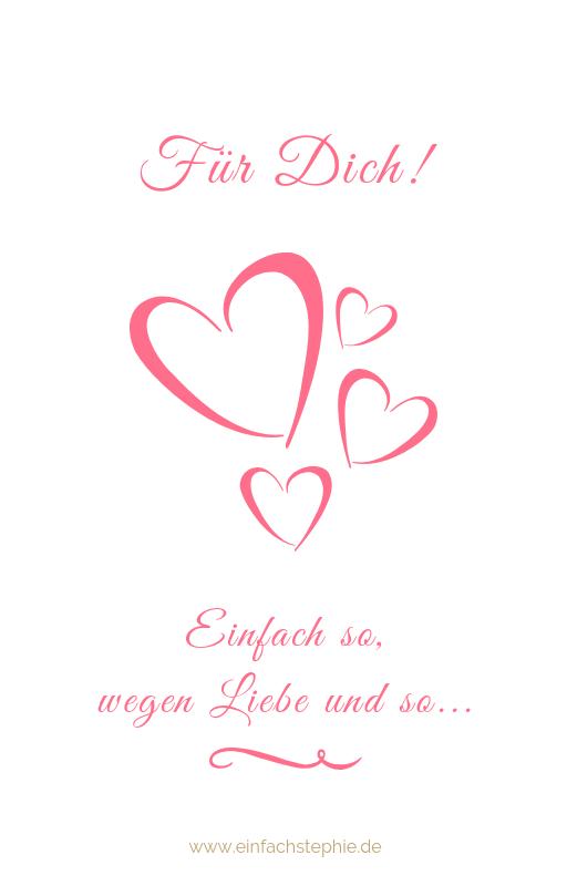Valentinstag sprüche kurz