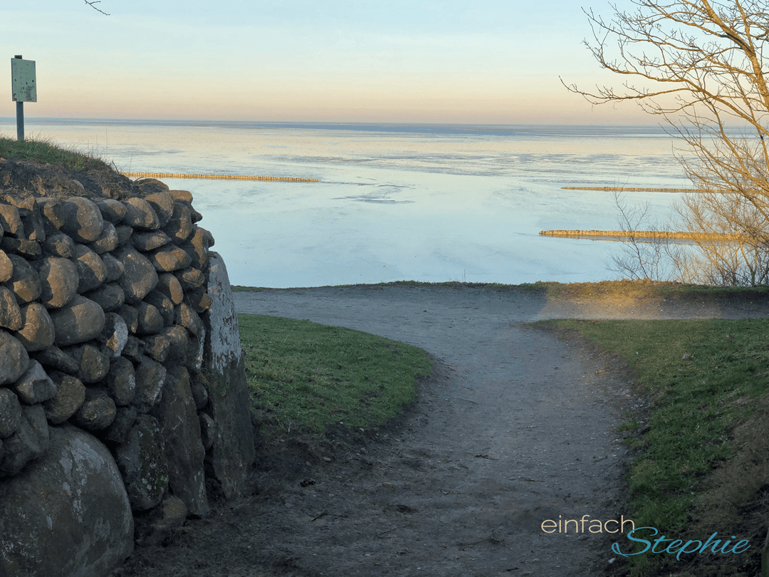 Das Wattenmeer in Keitum, Sylt. Meine kleine Auszeit, bei der das Herz jubilierte