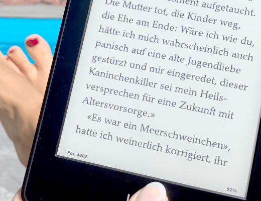 """Rezension """"Es wird Zeit"""", Ildiko von Kürthy"""