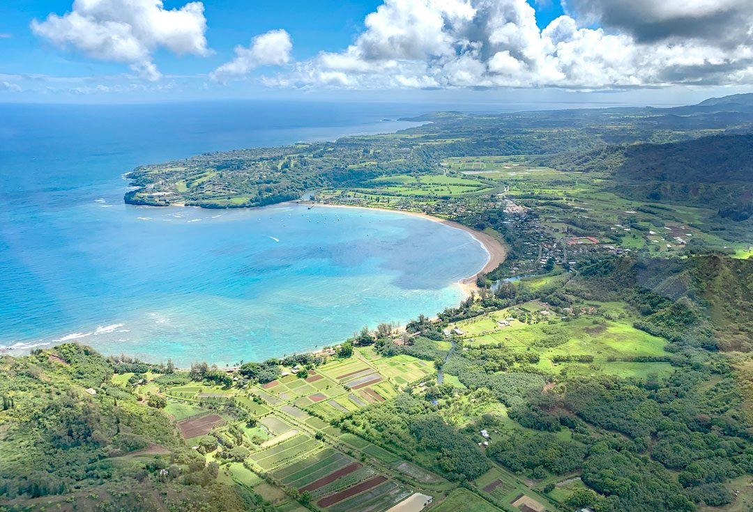 Hawaii Kauai per Helikopter entdecken