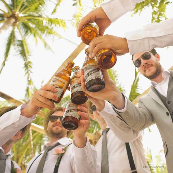 Alkohol: Droge oder nur Stimmungsmacher?
