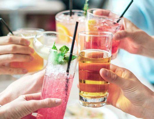 Alkoholfrei leben auch auf Partys