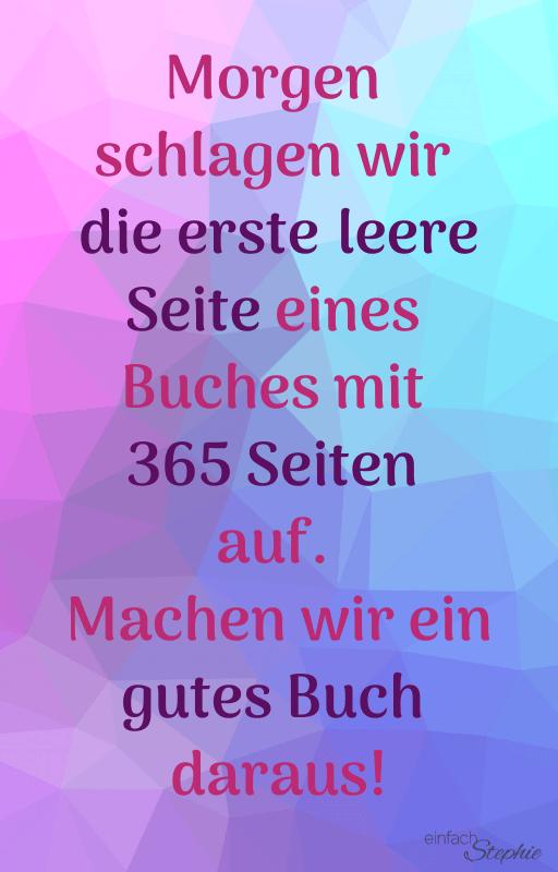 Whatsapp Silvester Grüße zum neuen Jahr kostenlos downloaden bei einfachstephie.de