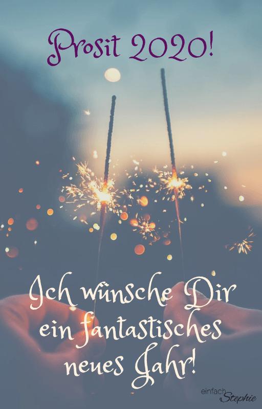 Whatsapp Silvester Gruß Wunderkerzen zum neuen Jahr kostenlos downloaden bei einfachstephie.de
