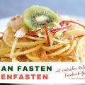 Clean eating mit Basenfasten und vegan Fasten. Anleitung von einfach Stephie