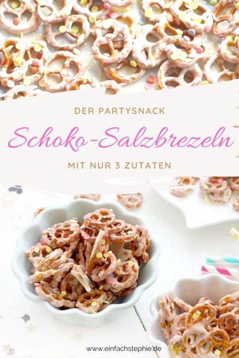 Partysnack Schoko-Salzbrezeln von einfachstephie mit nur 3 Zutaten