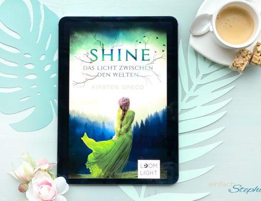 Buchtipp: Shine - Das Licht zwischen den Welten