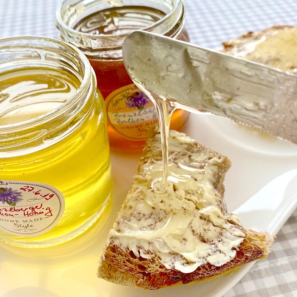 Honig von Hobbyimkerin Martina aus Berlin