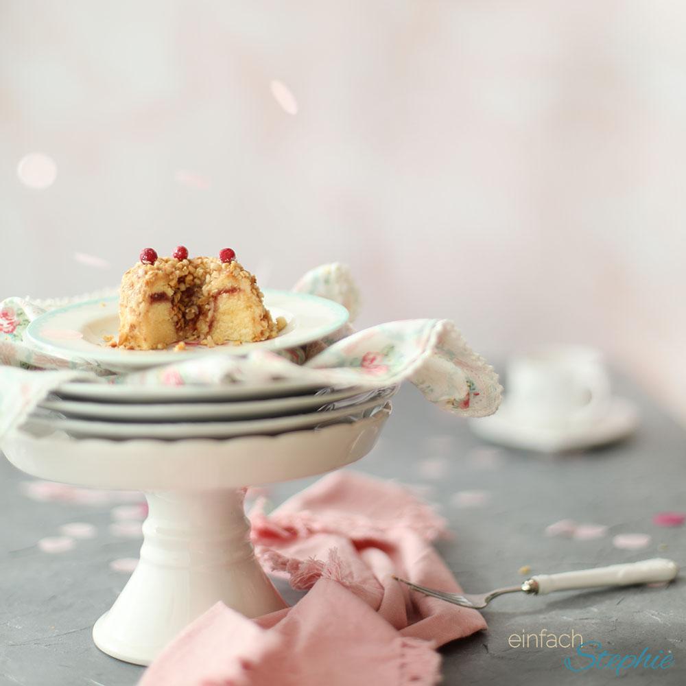 Muffins Cupcakes nach Art Frankfurter Kranz Rezept