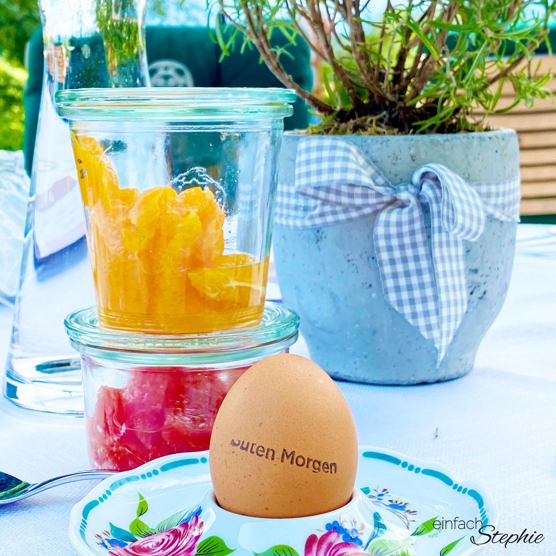 Reisen trotz Corona Urlaub 2020. Frühstück im Hotel