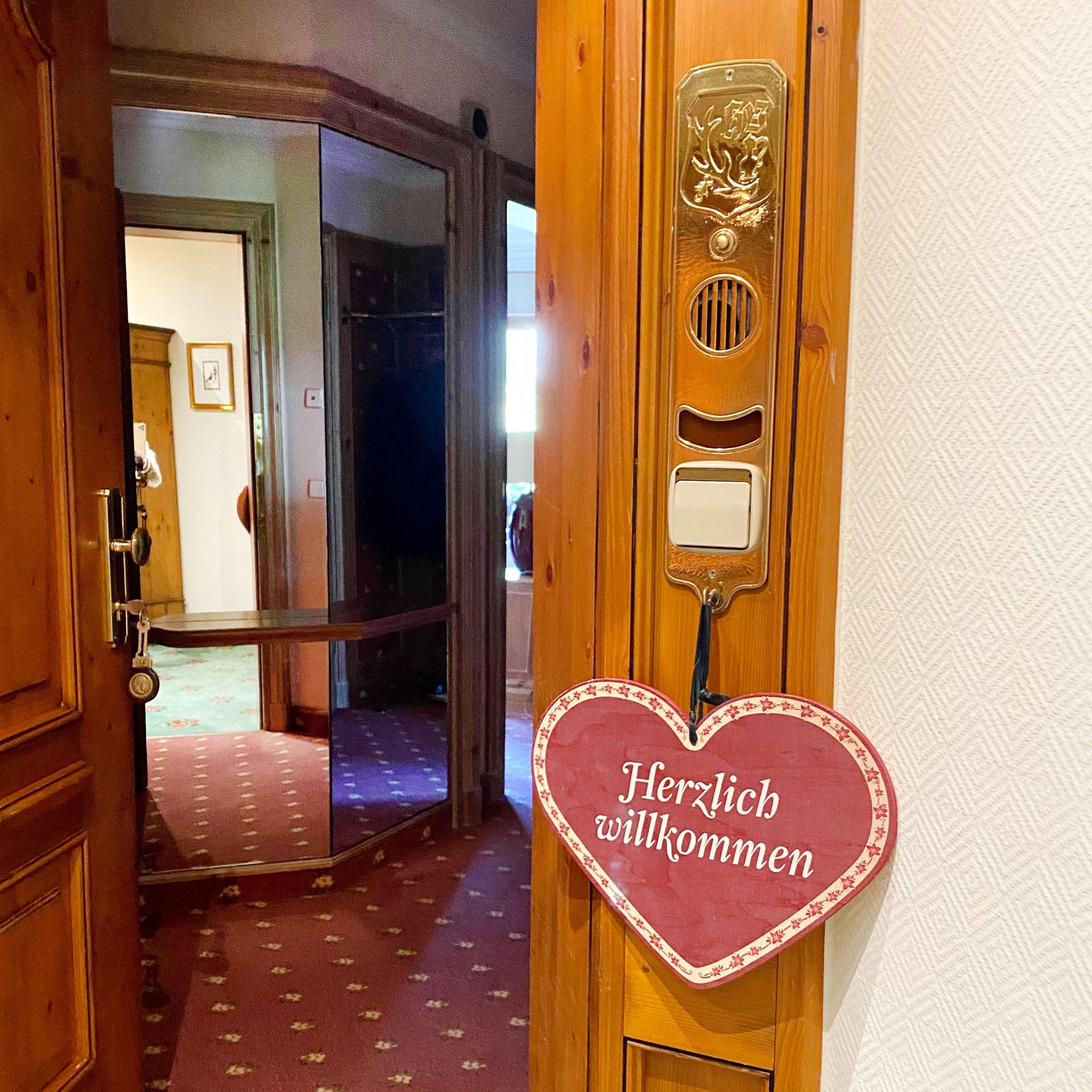 Urlaub im Hotel trotz Corona-Pandemie. Willkommen im Hotel Bareiss