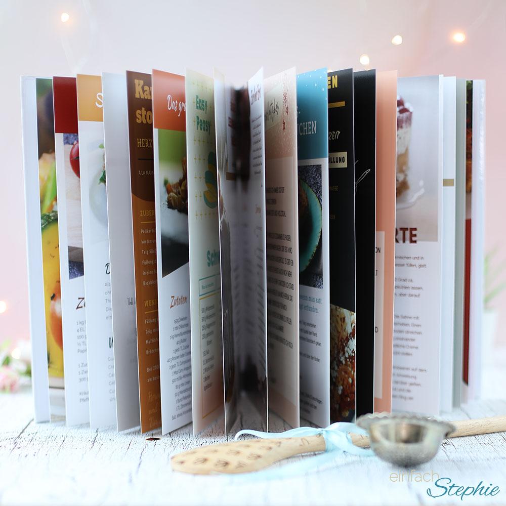 Geburtstagsgeschenk zum 70. Geburtstag Mutter. Persönliches Kochbuch