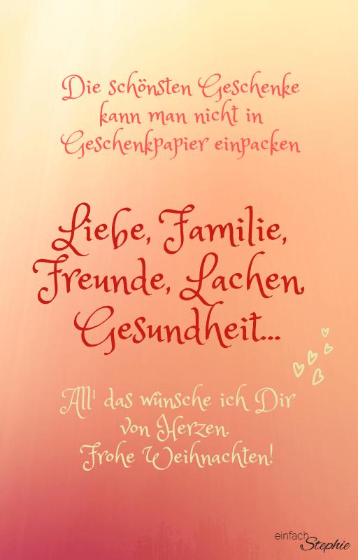 WhatsApp Weihnachtsgrüße Weihnachtskarte 2020 kostenloser Download. Das schönste Geschenk
